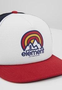 Element - RIFT TRUCKER - Gorra - off white - 6