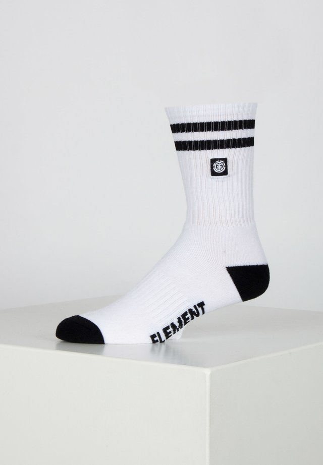 SOCKEN CLEARSIGHT - Socks - white
