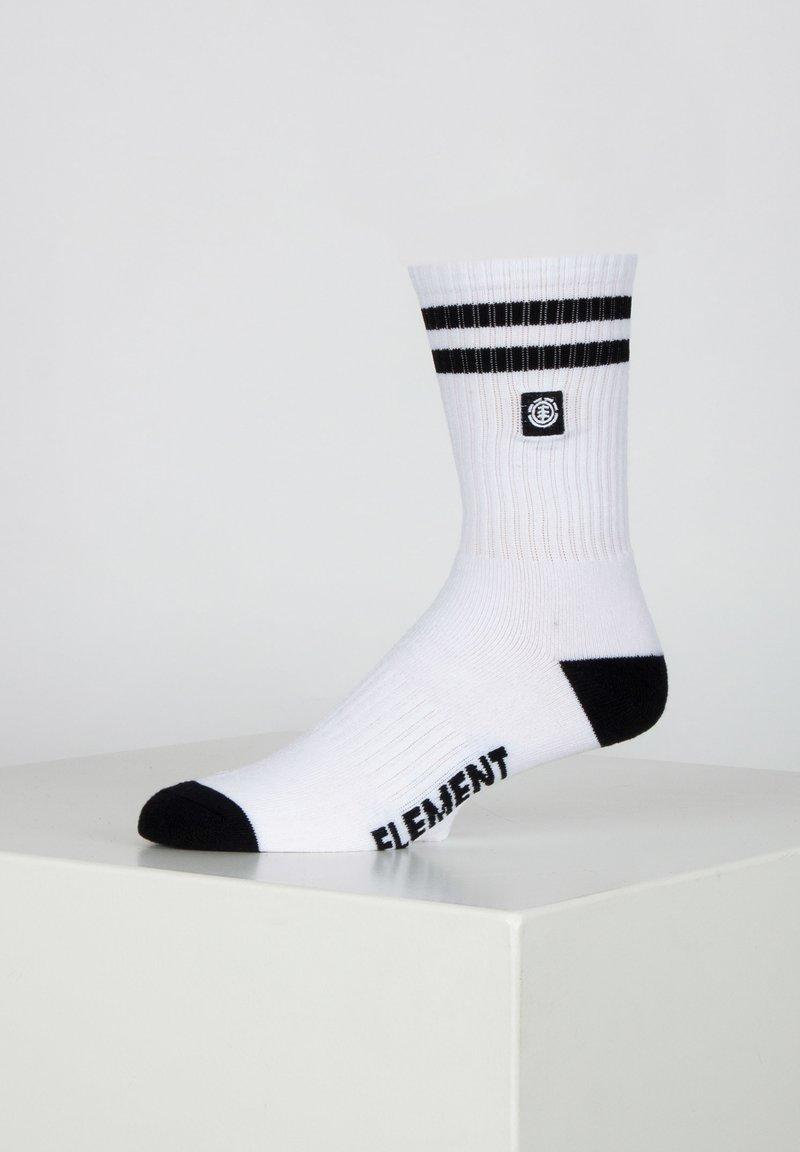 Element - SOCKEN CLEARSIGHT - Socks - white