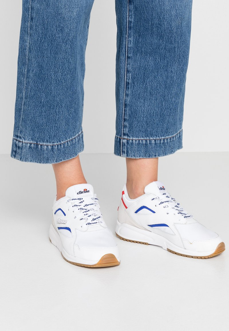 Ellesse - CONTEST - Sneakers laag - white