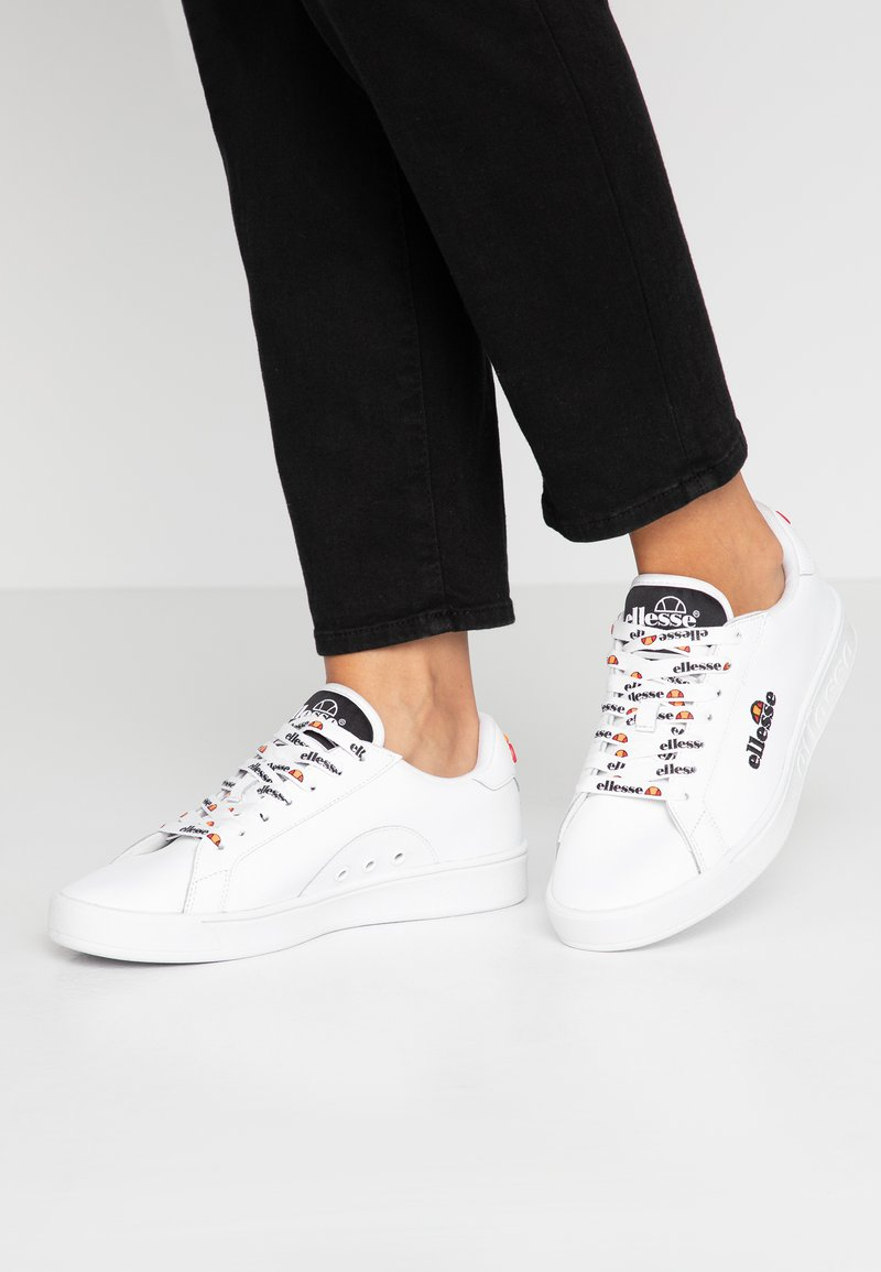 Ellesse - CAMPO - Sneakers laag - white