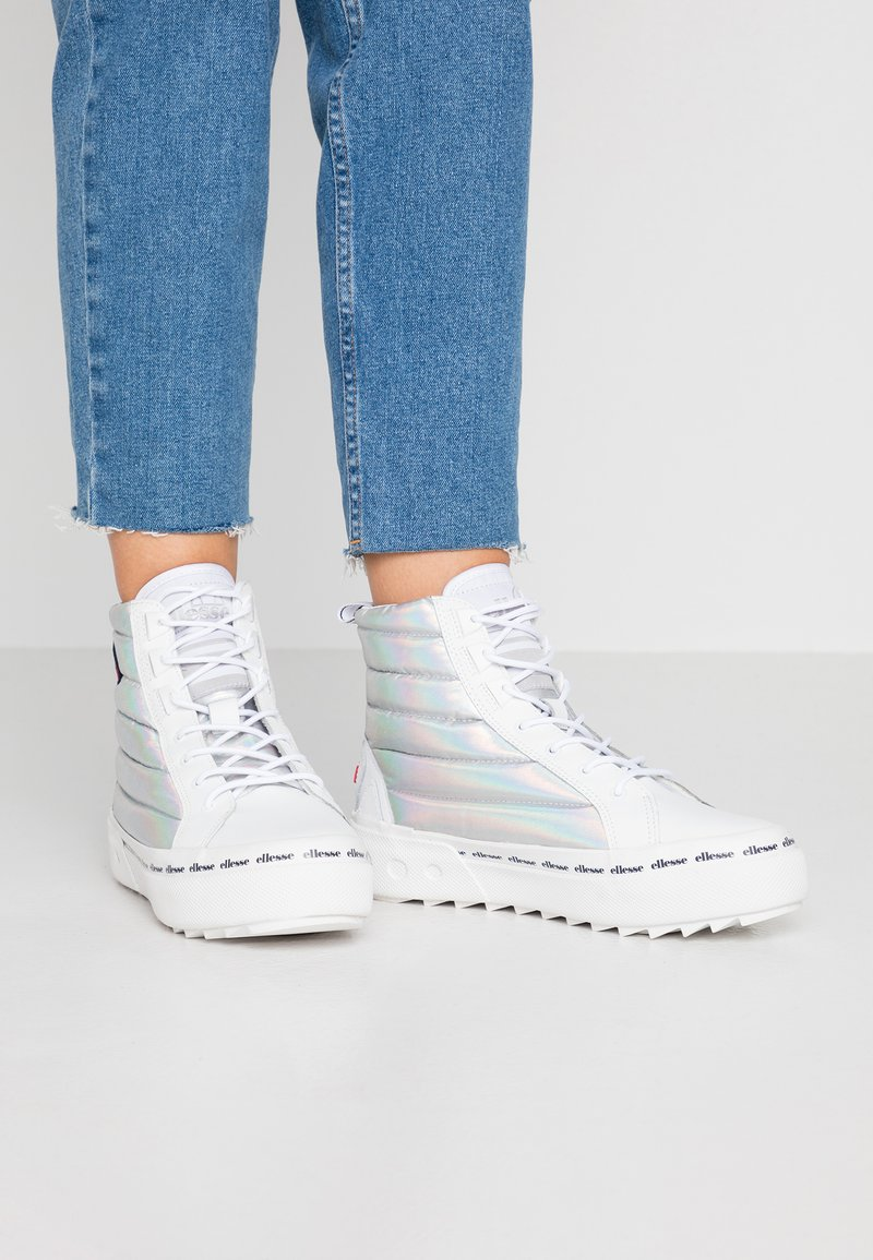 Ellesse - ALTZANO - High-top trainers - white