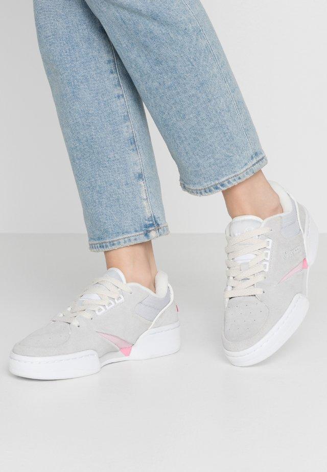 TREMITI - Trainers - light grey/white/pink