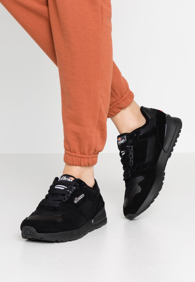 Sneakersy niskie - black