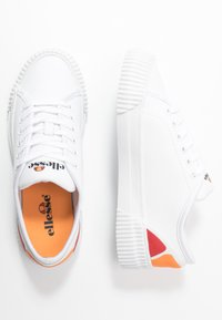 Ellesse - TROPEA - Sneakersy niskie - white - 3