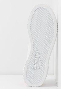 Ellesse - TROPEA - Sneakersy niskie - white - 6