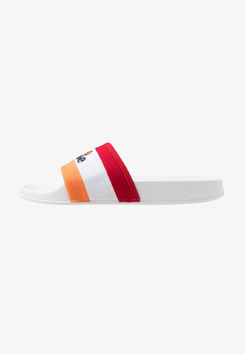 Ellesse - BORGARO - Sandaler - orange/white/red