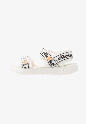DENSO - Chodecké sandály - white