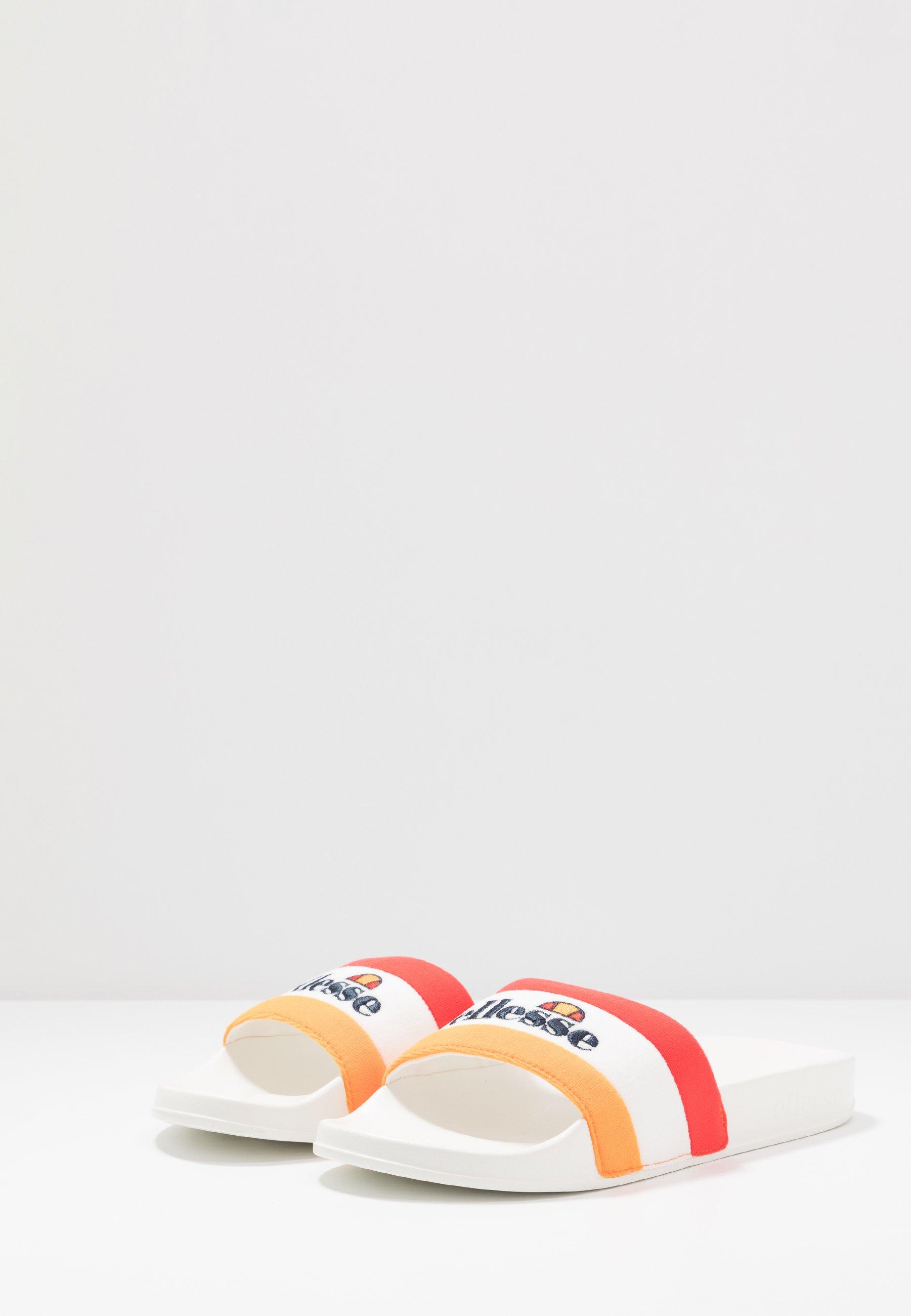 Ellesse Borgaro - Mules Orange/white/red