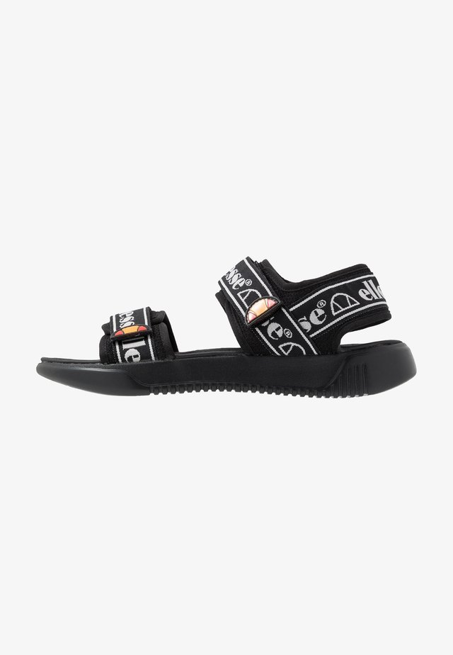 DENSO  - Walking sandals - black