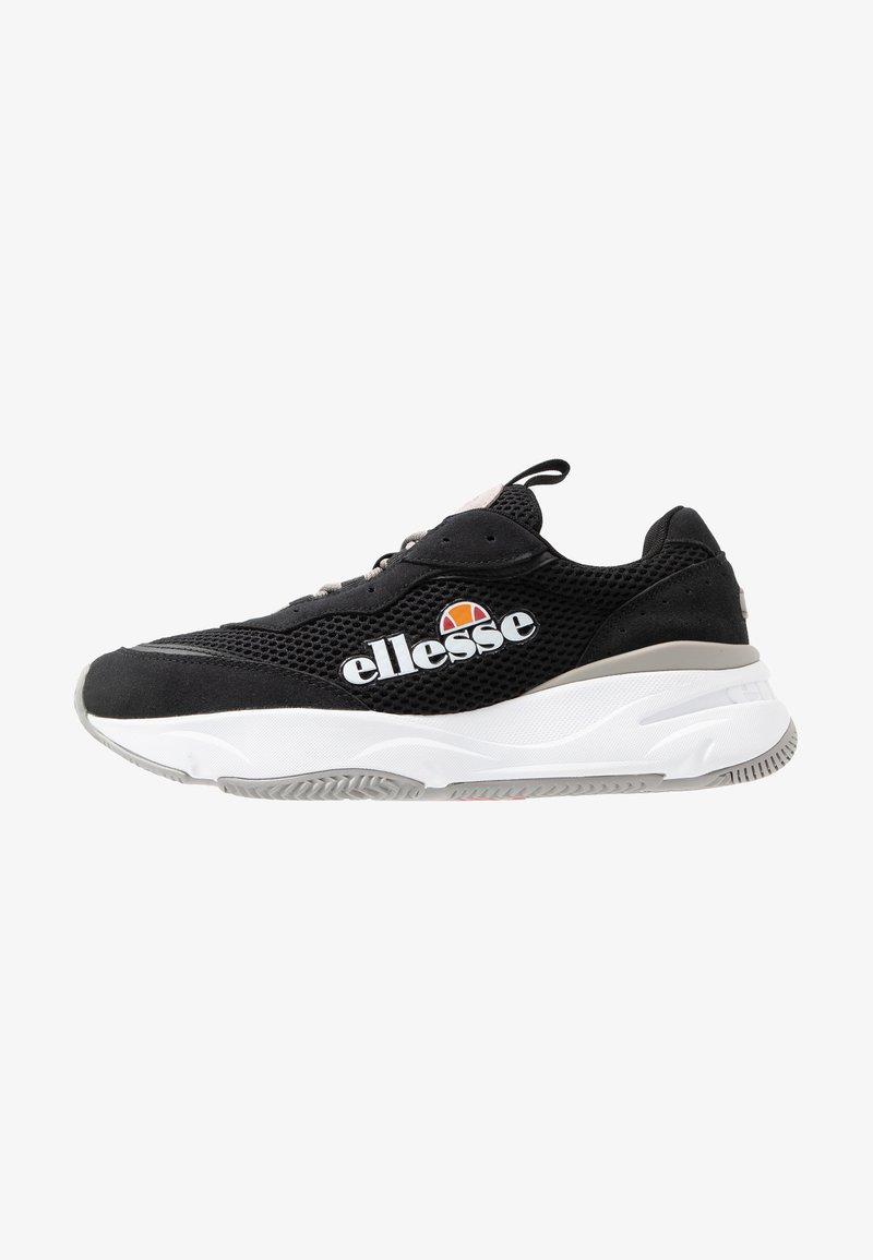Ellesse - MASSELLO - Sneakers laag - black