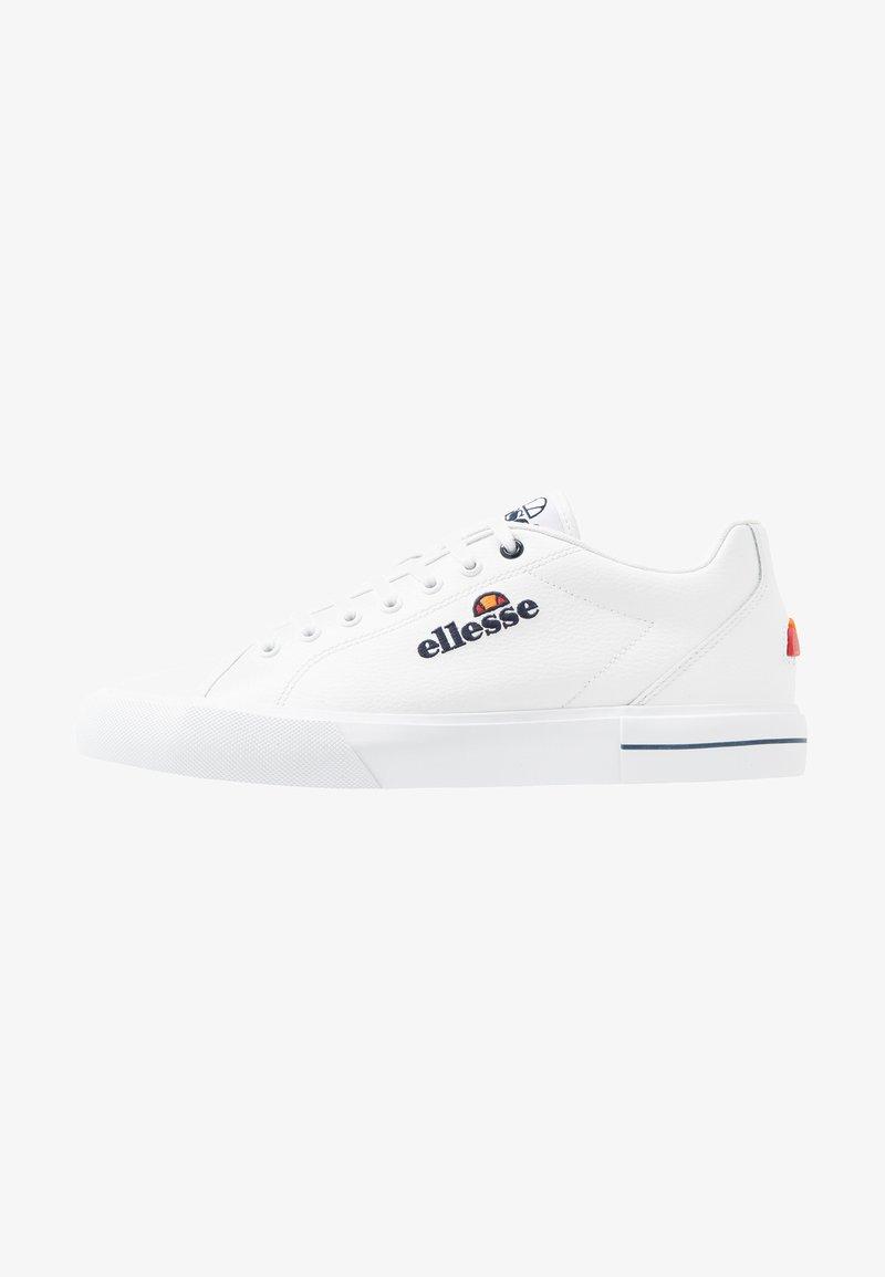 Ellesse - TAGGIA - Zapatillas - white/dark blue
