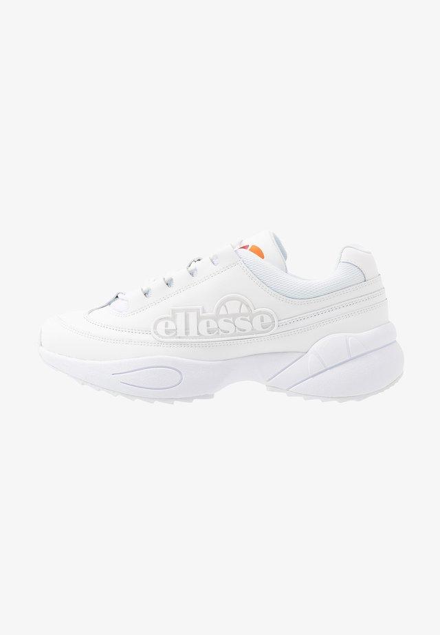 SPARTA - Sneakersy niskie - white