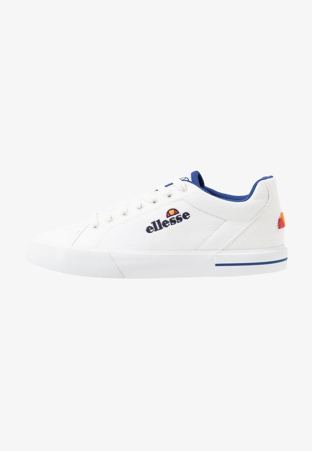 TAGGIA - Sneakers laag - white/dark blue