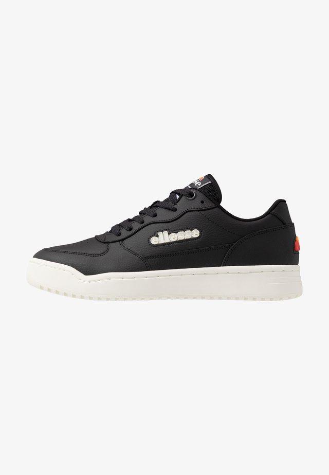VARESSE - Sneakersy niskie - black/offwhite