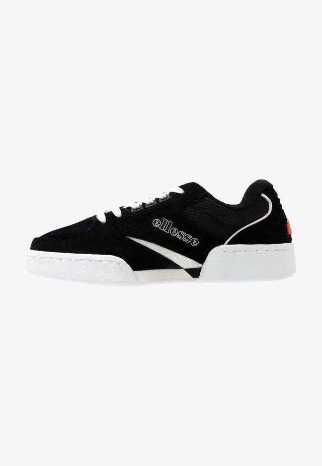 TREMITI - Sneakersy niskie - black/white