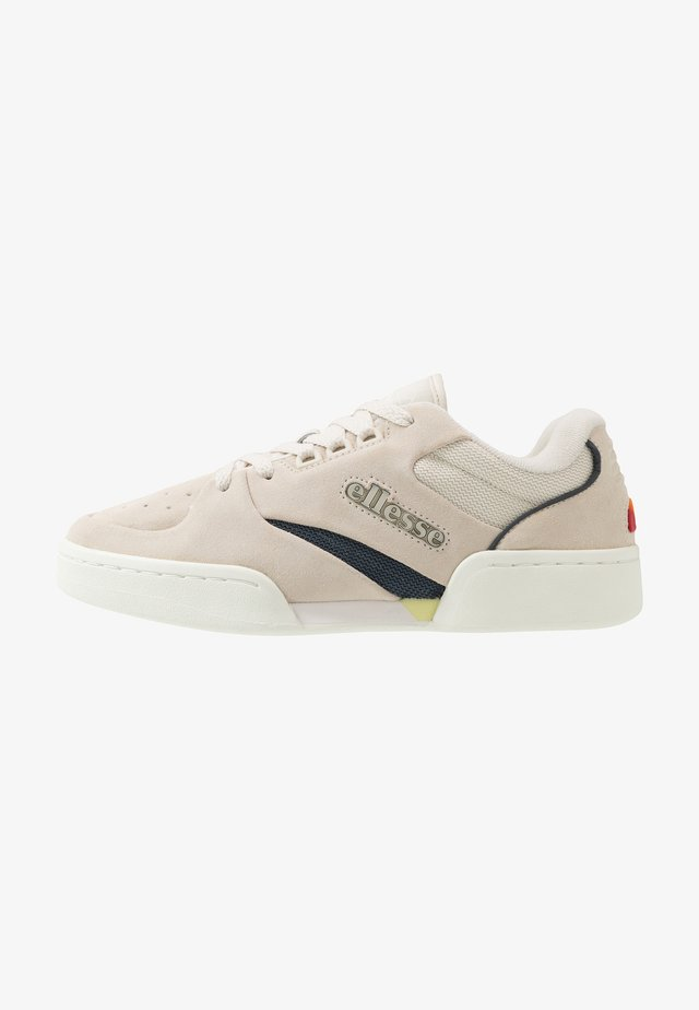 TREMITI - Trainers - offwhite/darkblu/light green