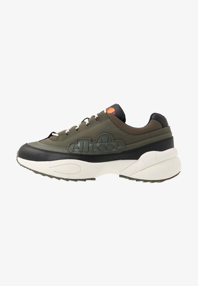 SPARTA - Sneakersy niskie - dark green/dark grey