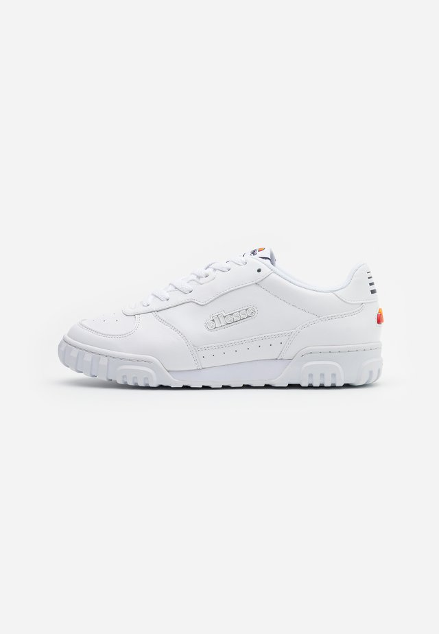 TANKER - Sneakers laag - white/dark blue