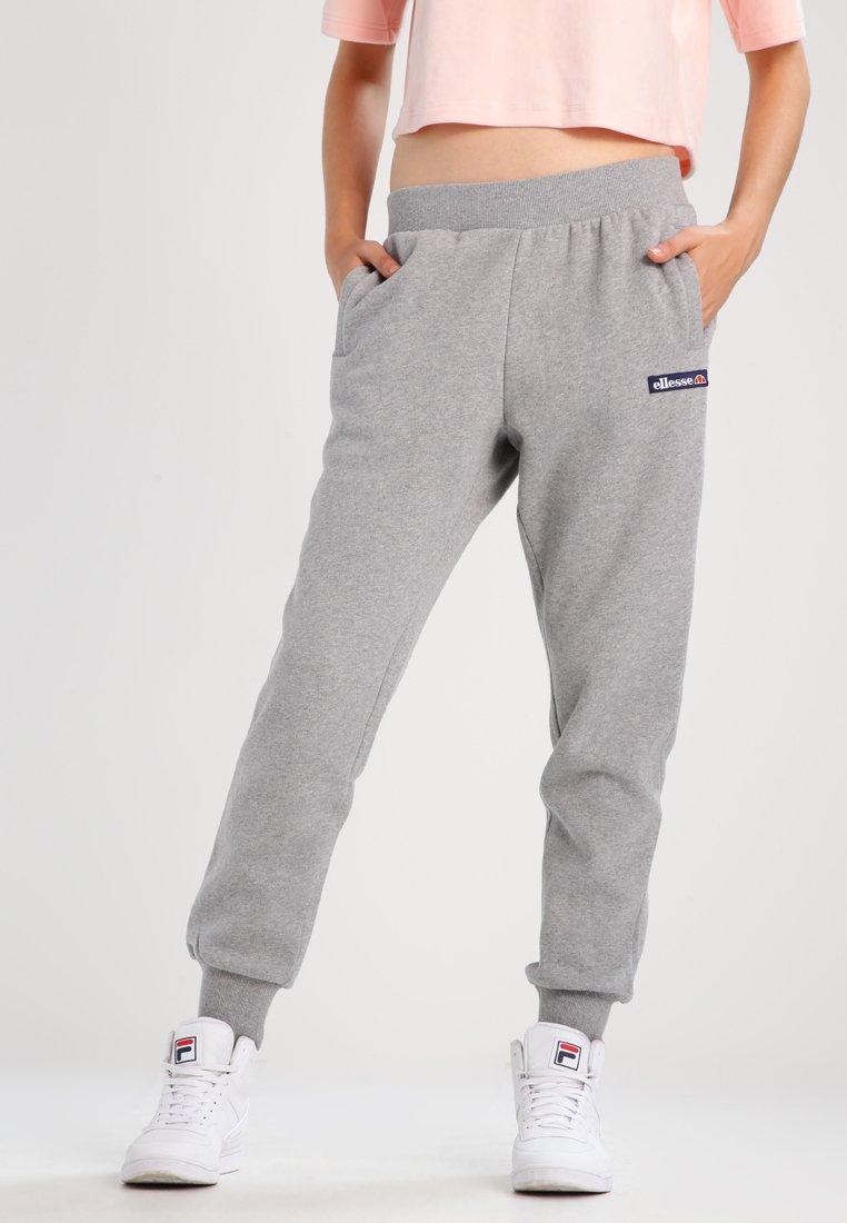 Ellesse - SANATRA - Pantalon de survêtement - athletic grey marl
