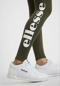 Ellesse - SOLOS - Leggings - khaki - 3