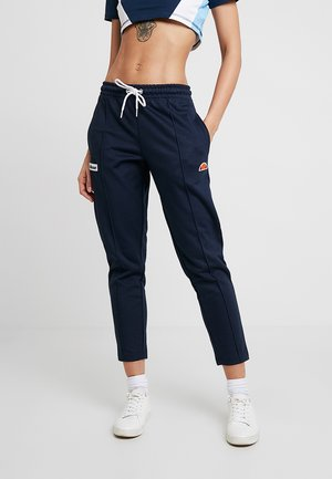 ADALINA - Tracksuit bottoms - navy