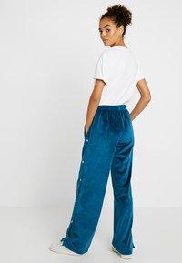 Ellesse - NARCISO - Teplákové kalhoty - teal - 2