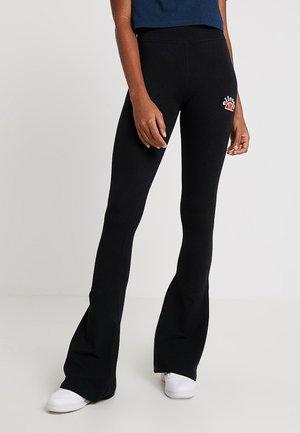 ALBA - Leggings - Hosen - black