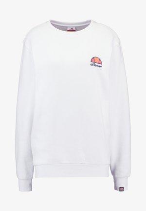 HAVERFORD - Sweatshirt - white