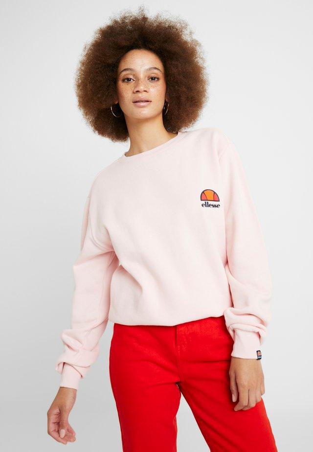 HAVERFORD - Sweatshirt - light pink