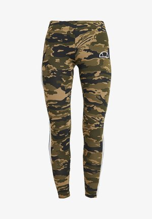 LUIGIA - Leggings - olive