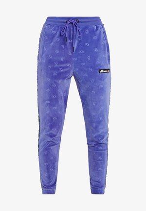 BARDONECCHIA - Tracksuit bottoms - purple