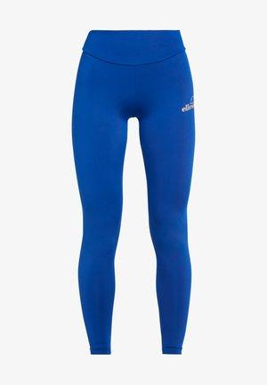BESTY - Leggings - Hosen - blue