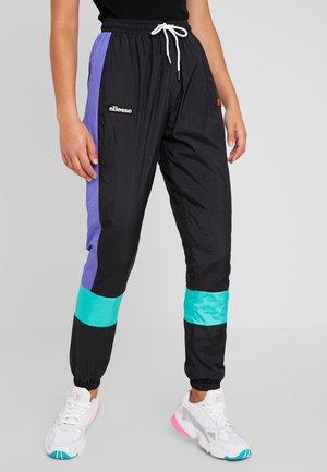 DETTA - Pantalon de survêtement - black