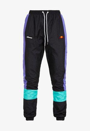 DETTA - Spodnie treningowe - black