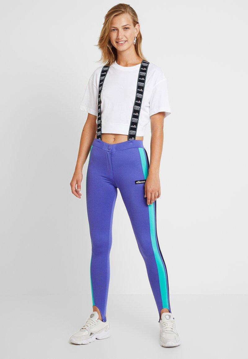 Ellesse - SESTRIEVE - Legging - purple