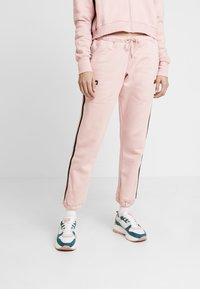 Ellesse - POLPETTO - Pantalones deportivos - pink - 0
