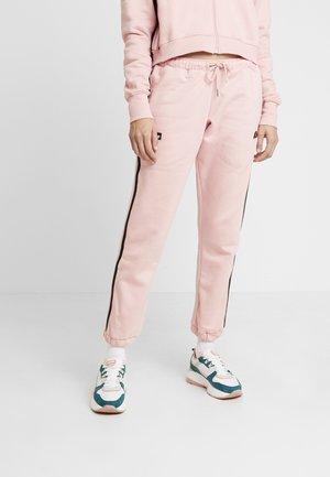 POLPETTO - Teplákové kalhoty - pink