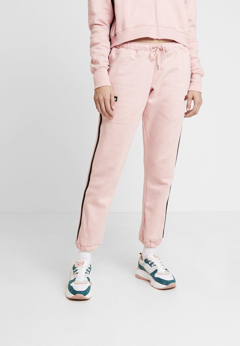Ellesse - POLPETTO - Teplákové kalhoty - pink