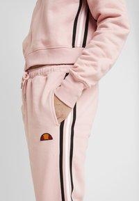 Ellesse - POLPETTO - Pantalones deportivos - pink - 4