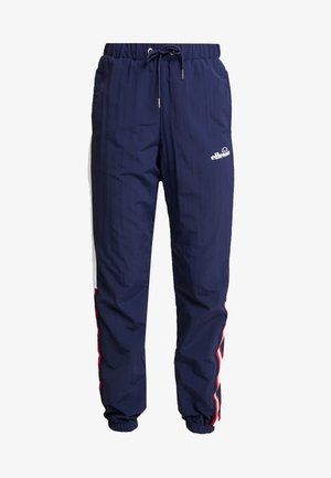 LAMPO - Tracksuit bottoms - navy