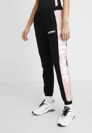 TODIS - Tracksuit bottoms - black