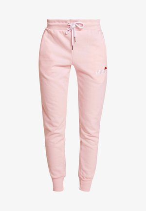 FRIVOLA - Tracksuit bottoms - light pink