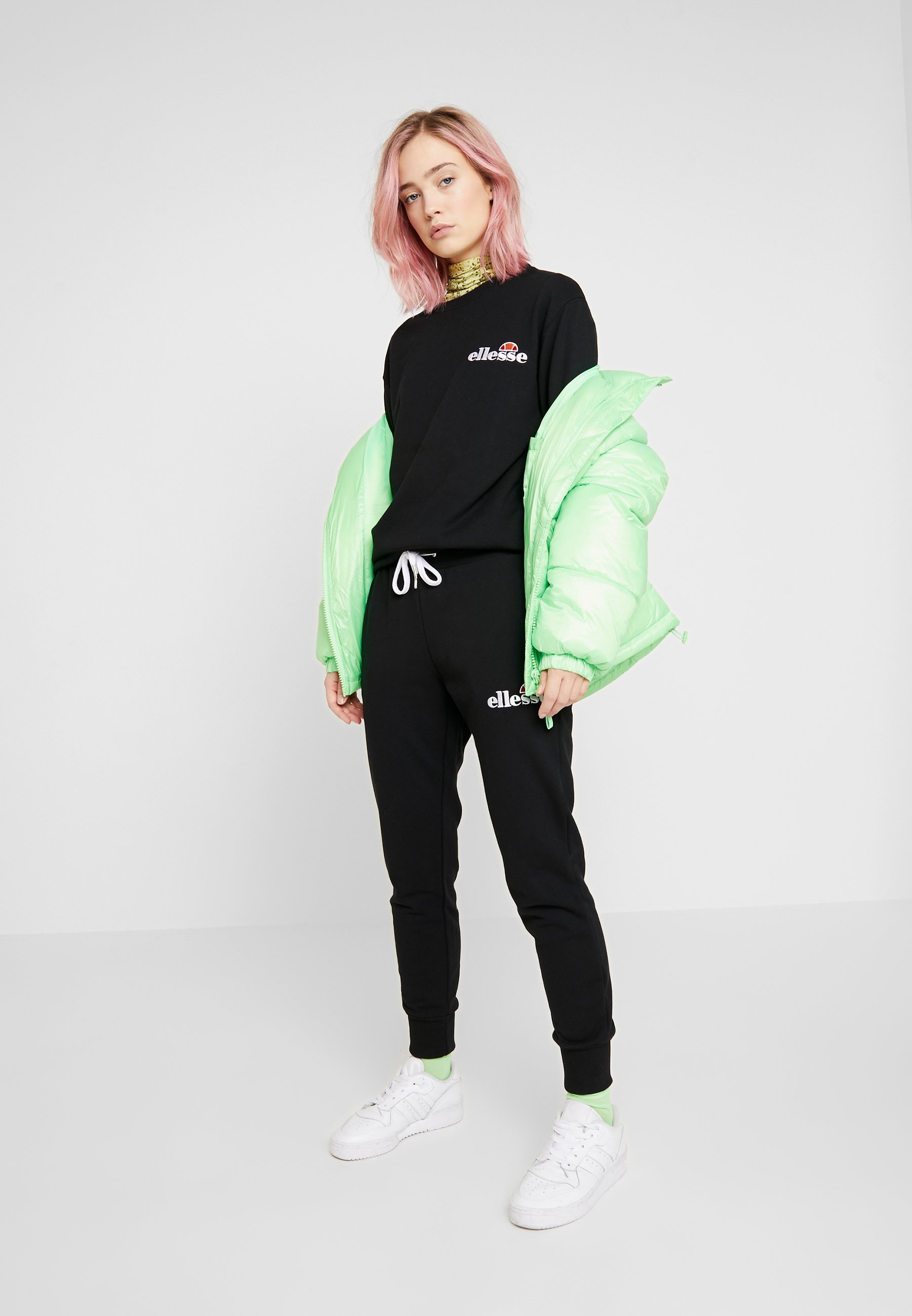 Ellesse Frivola - Pantalon De Survêtement Black