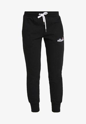 FRIVOLA - Teplákové kalhoty - black