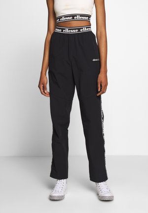 FABLOLA - Tracksuit bottoms - black