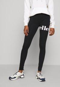 Ellesse - PEMADULA - Leggings - black - 0