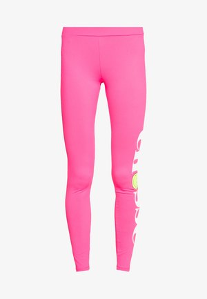 MULVIAN X SMILEY - Leggings - neon pink