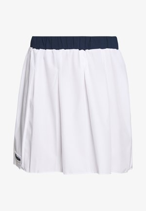 ANNUZIATA - A-line skirt - white