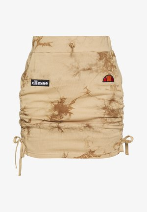 CORRADO - Mini skirt - brown